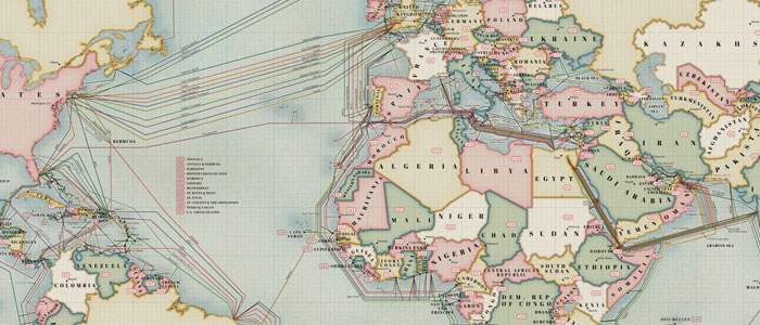 Cable map by Telegeography - click for more